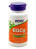 Now Foods, EGCg, Green Tea Extract