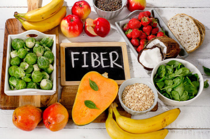 Food-with-fiber