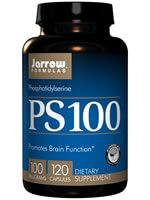 Jarrow Formulas, PS 100 Phosphatidylserine