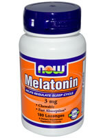 Now Foods, Melatonin