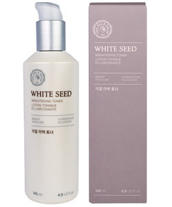 The Face Shop, White Seed, Brightening Toner,