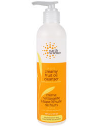 Earth Science, A-D-E Creamy Fruit Oil Cleanser,
