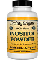 Healthy Origins, Inositol Powder