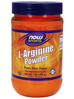 Now Foods, Sports, L-Arginine Powder