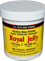 Y.S. Eco Bee Farms, Royal Jelly