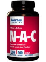 Jarrow Formulas, N-Acetyl-L-Cysteine, 500 mg