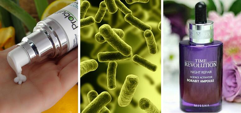 Косметика с пробиотиками iherb