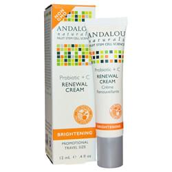 Andalou-Naturals Осветляющий крем с пробиотиками миниатюра