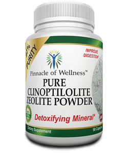 Pinnacle of Wellness, Pure Clinoptilolite Zeolite