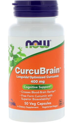 CurcuBrain с фосфолипидами