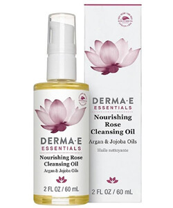 Derma-E Nourishing Rose Cleansing Oil