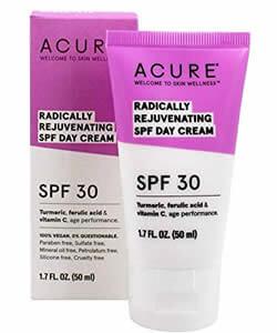Acure, Radically Rejuvenating, Day Cream, SPF 30