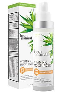 InstaNatural, Vitamin-C Moisturizer, SPF 30