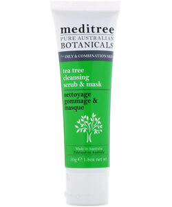 Meditree, Pure Australian Botanicals, Tea Tree Facial Cleanser