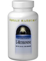 Source Naturals, L-Methionine