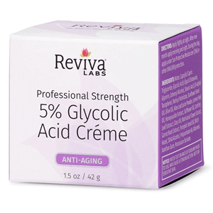 Reviva Labs, 5 Glycolic Acid Cream Anti Aging