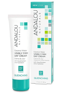 Andalou Naturals, Coconut Water Visibly Firm Day Cream, Quenching