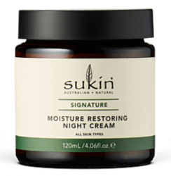 Sukin, Moisture Restoring Night Cream