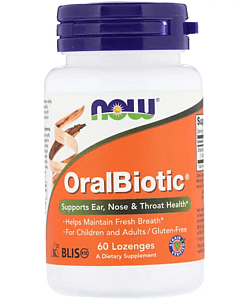 Now Foods, OralBiotic