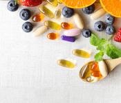 Базовая схема приема нутрицевтиков для взрослых