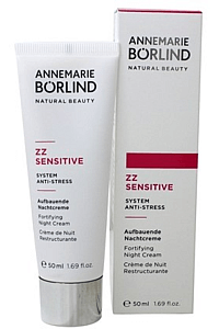 AnnaMarie Borlind, ZZ-Sensitive-Fortifying-Night-Cream