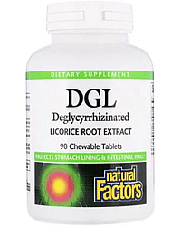 DGL-Deglycyrrhizinated-Licorice-Root