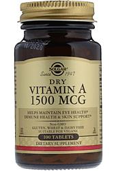 solgar-vitaminA