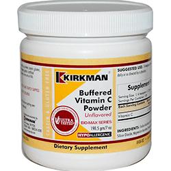 Kirkman Labs, Буферизированный витамин С