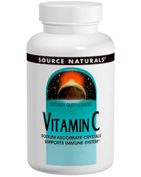 Source Naturals, Vitamin C