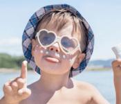 Крема от солнца для деток
