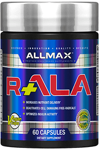 ALLMAX Nutrition, R+ALA, 60 капсул