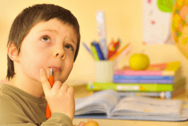 children's complexes for concentration and support of vision