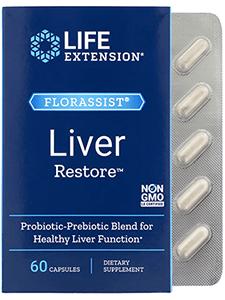 Life Extension Florassist Liver Restore
