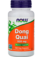 Now Foods, Dong Quai, 100 кап