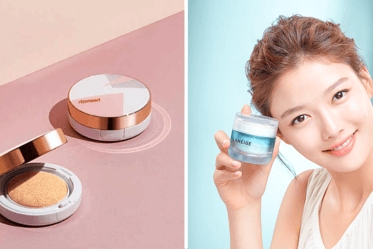 hits of korean cosmetics