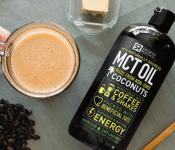 Масло MCT для похудения и чистой энергии