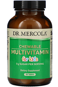 Mercola, Мультивитамины из цельных продуктов для детей