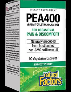 Natural Factors, PEA400