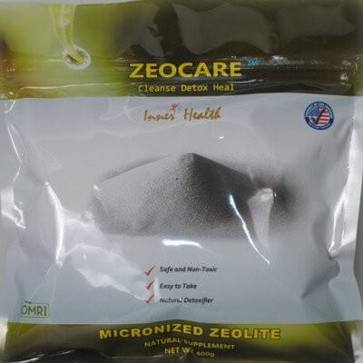 Heiltropfen, Zeolite Powder, ULTRA FINE